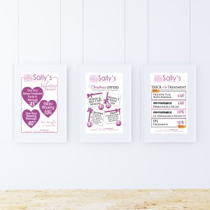 Sallys_Promotion_Posters